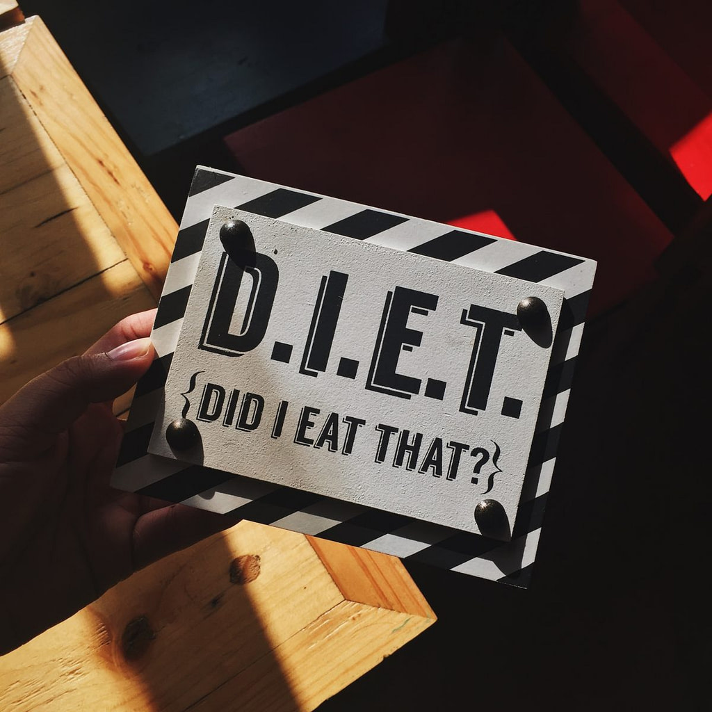 diet - did i eat that?
